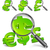 magnifying glass money symbol stock photo © creator76