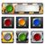 желтый · вектора · икона · кнопки · дизайна · цифровой - Сток-фото © creator76