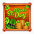 st patrick day poster on wooden stock photo © creator76