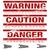 ingesteld · waarschuwing · borden · vier · officieel · internationale - stockfoto © cteconsulting