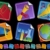 education sticker icons stock photo © cteconsulting
