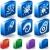 microscopic icons stock photo © cteconsulting