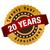 20 year anniversary label stock photo © cteconsulting