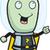 astronauta · jato · empacotar · feliz · desenho · animado · criança - foto stock © cthoman