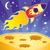 rakéta · űr · csillagok · égbolt · tudomány · csillag - stock fotó © cthoman