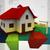 imóveis · negócio · casa · construção · natureza · modelo - foto stock © cuteimage