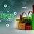 3D · cirkeldiagram · staafdiagram · financieren · grafiek · grafiek - stockfoto © cuteimage