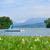 meer · alpen · mooie · Zwitserland · water - stockfoto © cwzahner