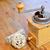 velho · café · mesa · de · madeira · arte - foto stock © cwzahner