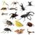 insectes · dessin · araignée · fourmi · ponderosa - photo stock © cynoclub