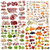 édesburgonya · márványsajt · mártás · étel · főzés · bors - stock fotó © cynoclub