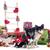christmas · renifer · psa · labrador · smutne · zabawy - zdjęcia stock © cynoclub
