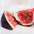 Fresh ripe figs on wood stock photo © cypher0x