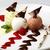 gourmet flavored ice cream stock photo © d13