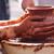 man · handen · keramische · eiland · Thailand - stockfoto © d13