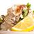 рыбы · блюдо · филе · соус · овощей · продовольствие - Сток-фото © d13