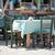 vazio · cadeiras · casamento · reunião · natureza - foto stock © d13