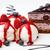 arándano · tarta · helado · rebanada · alimentos · frutas - foto stock © d13