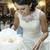 花嫁 · 新郎 · カット · ケーキ - ストックフォト © d13