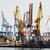 rzeki · portu · przemysłowych · duży · miasta · metal - zdjęcia stock © d13