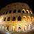 donkere · mausoleum · Rome · Italië · shot · nacht - stockfoto © d13