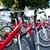fiets · parkeren · straat · metaal · fiets · stedelijke - stockfoto © d13