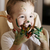 radosny · matka · mały · syn · malarstwo · ręce - zdjęcia stock © d13