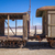 old train station in bolivia desert stock photo © daboost