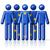 Европейское · сообщество · символ · евро · двенадцать · желтый · звезды - Сток-фото © daboost