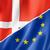 ヨーロッパの · 組合 · フラグ · 議会 · ぼやけた · ブリュッセル - ストックフォト © daboost