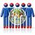 Belize · zászló · háromdimenziós · render · szatén · textúra - stock fotó © daboost