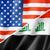 Ирак · США · флаг - Сток-фото © daboost