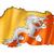bandeira · Butão · ilustração · 3d · isolado · branco - foto stock © daboost