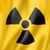 radioactive nuclear symbol flag stock photo © daboost