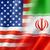 usa and iran flag stock photo © daboost