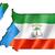 флаг · Экваториальная · Гвинея · флагшток · 3d · визуализации · изолированный · белый - Сток-фото © daboost
