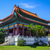chinese temple in papeete on tahiti island stock photo © daboost