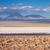 paisagem · pôr · do · sol · nuvens · deserto · montanha · azul - foto stock © daboost