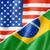 Мир · Бразилия · важный · Focus · группа - Сток-фото © daboost