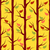 fall trees with colorful leaves vector seamless pattern stock photo © dahlia
