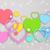 zöld · szív · mértani · forma · modern · szív · alak - stock fotó © dahlia