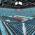 sportok · aréna · kosárlabda · égbolt · kék · gyönyörű - stock fotó © danilo_vuletic