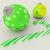 3d · render · zöld · arany · ünnep · dekoráció · cukorka - stock fotó © danilo_vuletic