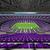 amerikaanse · voetbal · stadion · paars · honderd · duizend - stockfoto © danilo_vuletic