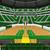 美しい · 現代 · スポーツ · アリーナ · バスケットボール · 緑 - ストックフォト © danilo_vuletic