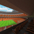 3d · render · futball · futball · stadion · narancs · vip - stock fotó © danilo_vuletic