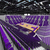Beautiful modern sports arena for basketball with purple seats and VIP boxes stock photo © danilo_vuletic