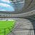 3d · render · futball · futball · stadion · fehér · száz - stock fotó © danilo_vuletic