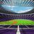 zöld · üres · stadion · futball - stock fotó © danilo_vuletic