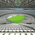 3d render of a round football   soccer stadium with white seats stock photo © danilo_vuletic